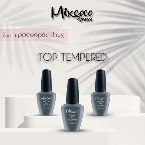 Σετ Top Tempered Mixcoco 3τμχ