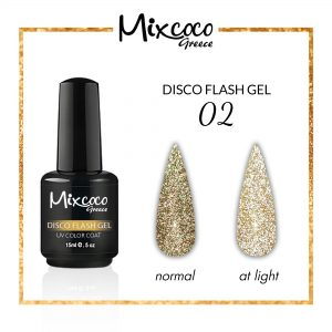 Disco Flash Gel 15ml 02