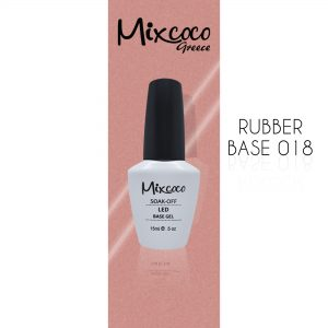 Rubber Base 18 Mixcoco 15ml