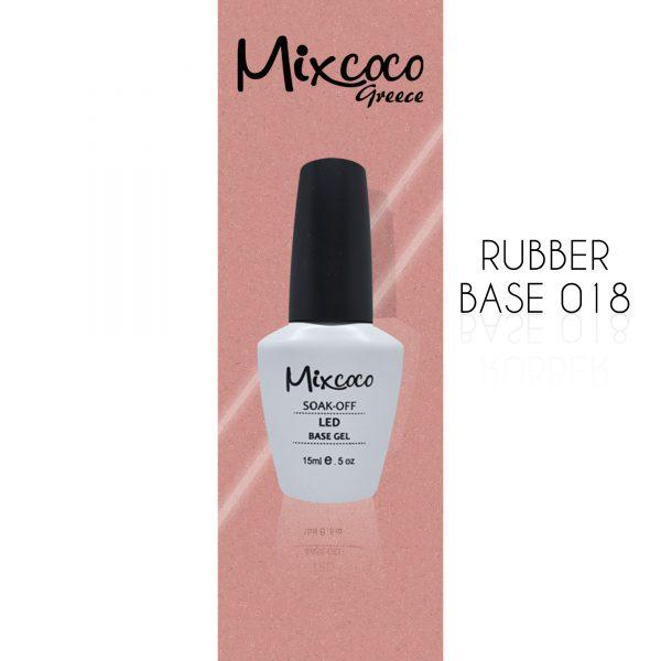 Rubber Base 18 Mixcoco 15ml