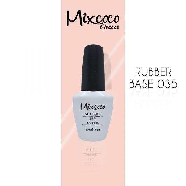 Rubber Base 35 Mixcoco 15ml