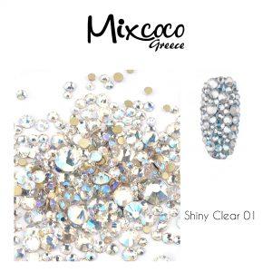 Multi Strass 1440τμχ Shiny Crystals 01