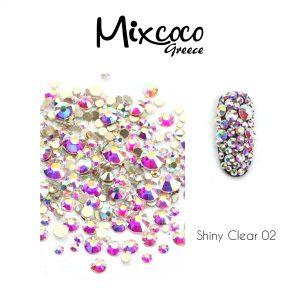 Multi Strass 1440τμχ Shiny Crystals 02