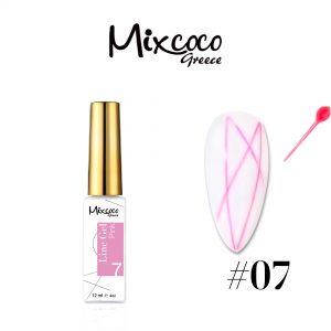 Line Gel 12ml 07 Pink