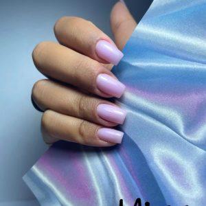 Rubber Base 05 Shimmer Light Purple