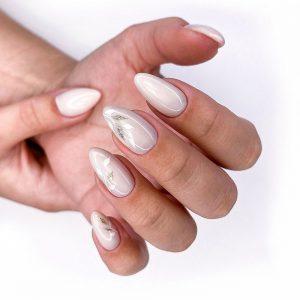 Combi Manicure -φυσική ενίσχυση- Basic NailArt